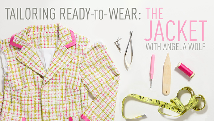 Tailoring Ready-to-Wear: The Jacket