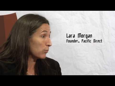 Lara Morgan - Founder of Pacific Direct