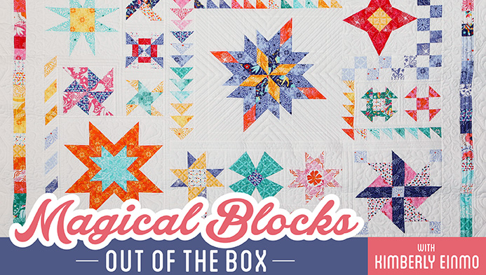 Magical Blocks: Out of the Box