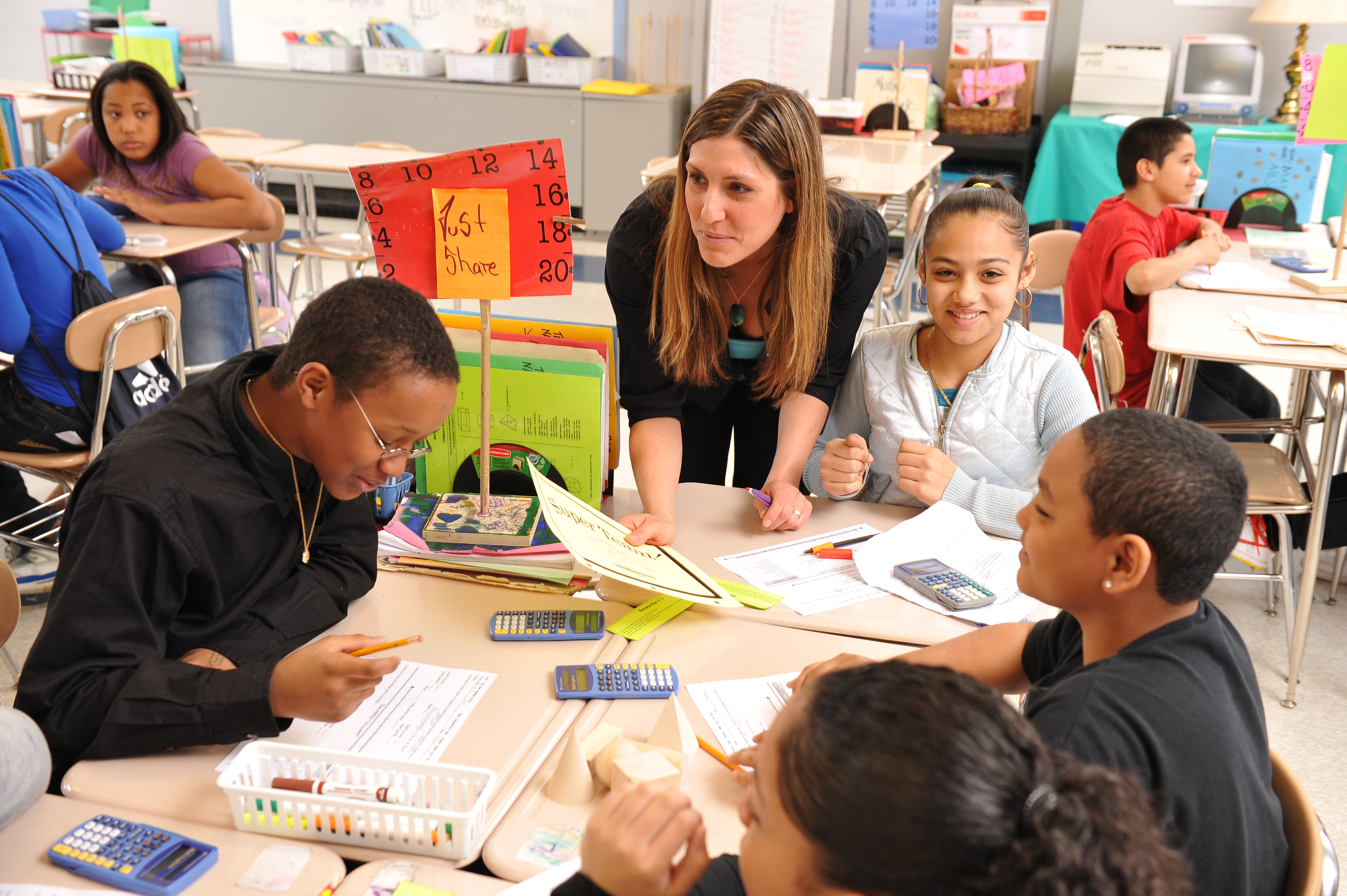 supporting teaching and learning in school