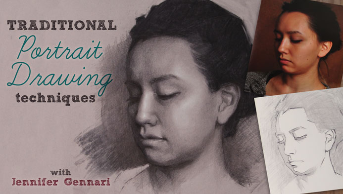 Traditional Portrait Drawing Techniques