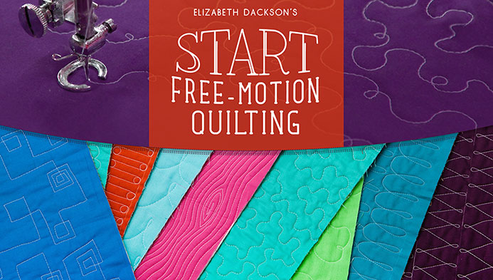 Start Free-Motion Quilting