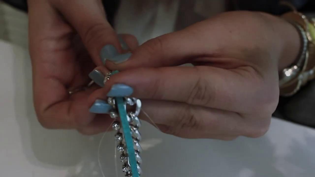 Jewelry Making With I Spy DIY
