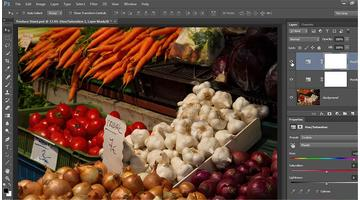 Up and Running with Color Correction in Photoshop CC