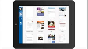 Office for iPad First Look