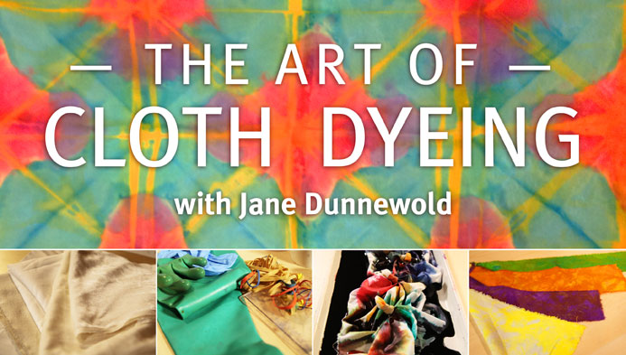 The Art of Cloth Dyeing