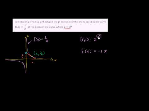 Equations of normal and tangent lines