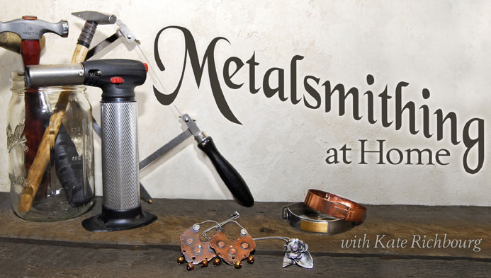 Metalsmithing at Home