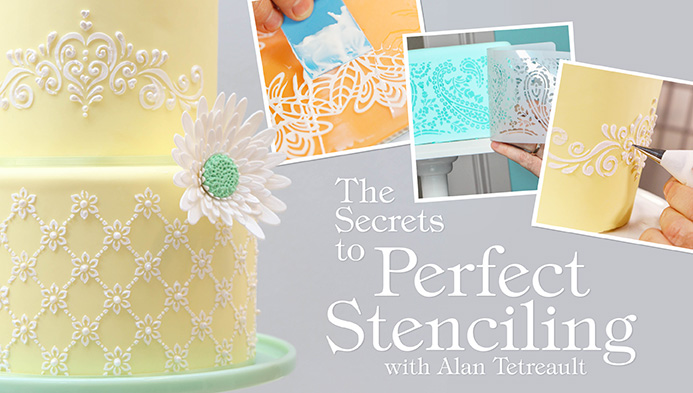 The Secrets to Perfect Stenciling