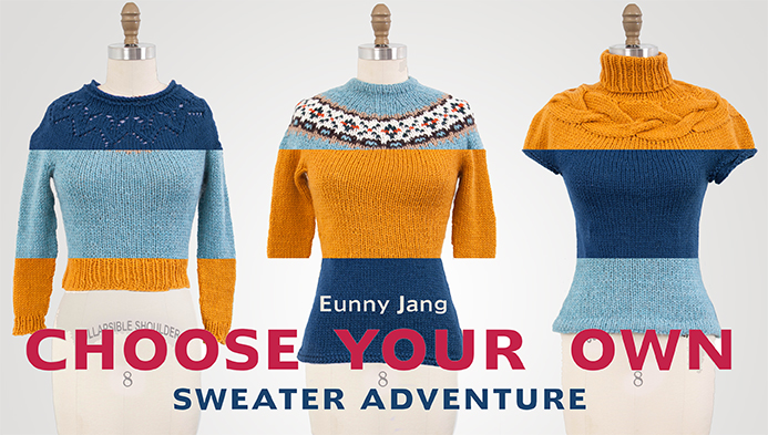 Choose Your Own Sweater Adventure