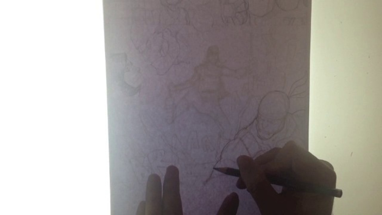 Comic Art: Introduction to Penciling for Comics