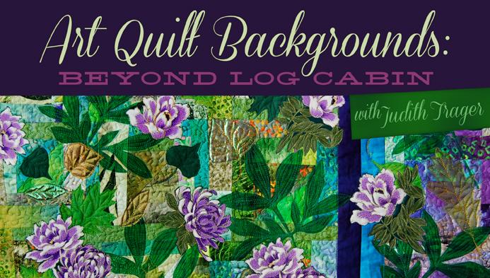 Art Quilt Backgrounds