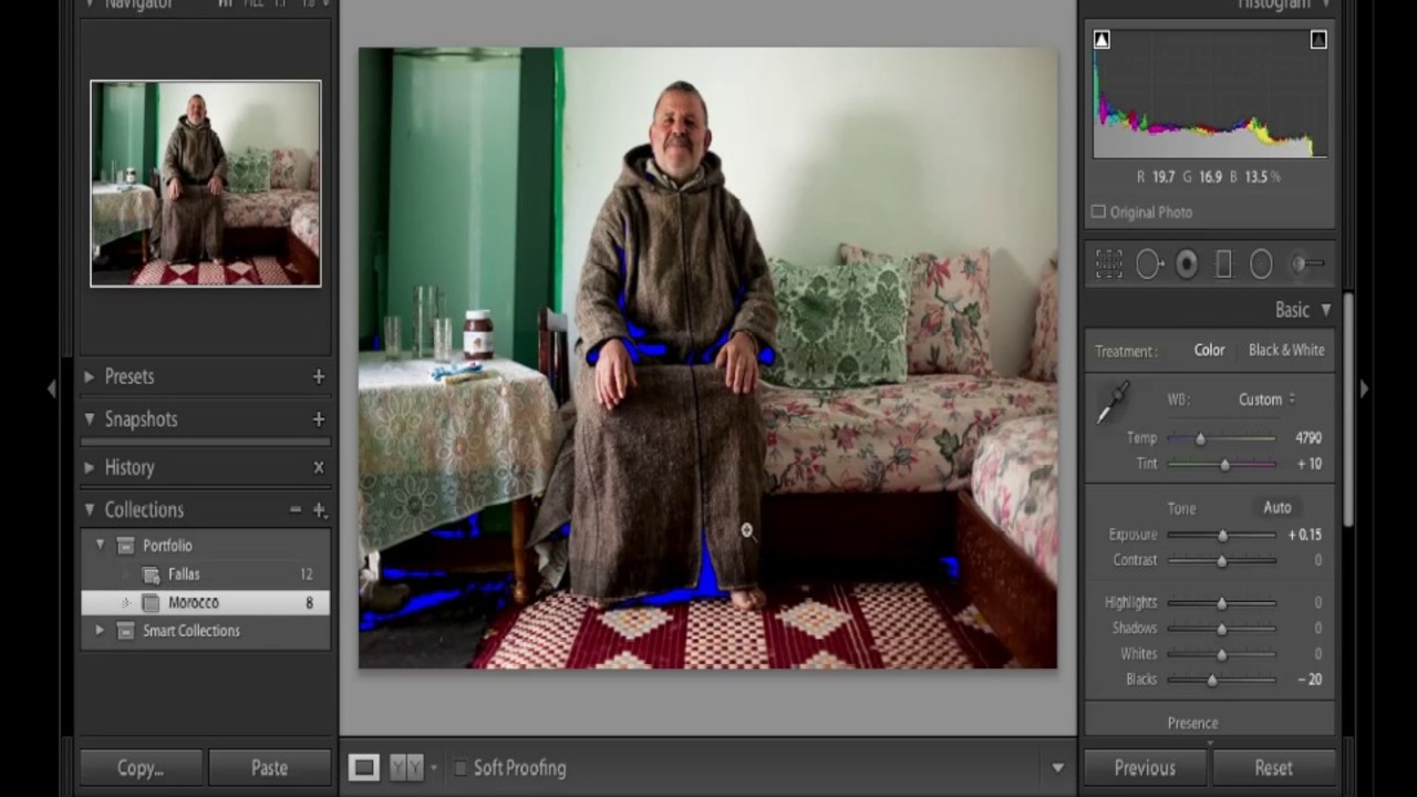 Photo Management and Processing with Adobe Lightroom