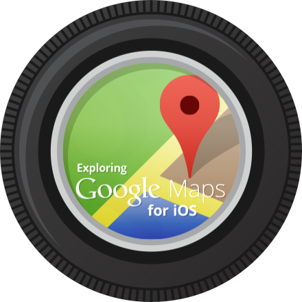 Exploring Google Maps for iOS