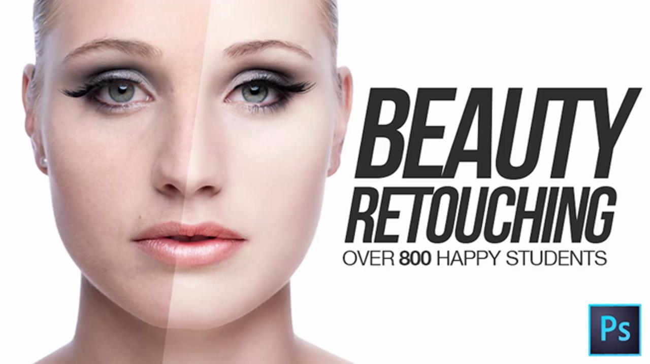 Photoshop Beauty Retouching - How to get the Perfect Look