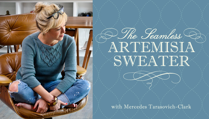 The Seamless Artemisia Sweater