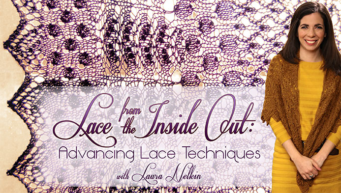 Lace from the Inside Out