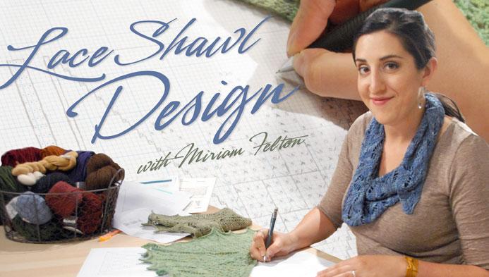 Lace Shawl Design