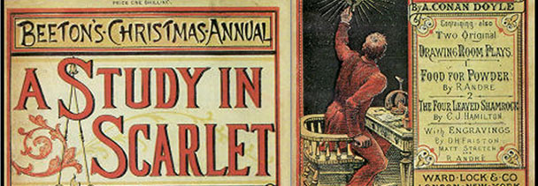 """A Study in Scarlet"" by Doyle: BerkeleyX Book Club"