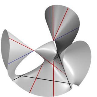 Topics in Algebraic Geometry: Algebraic Surfaces