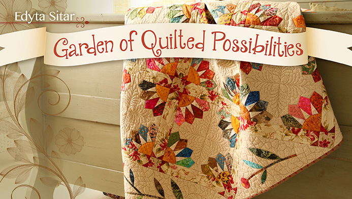 Garden of Quilted Possibilities