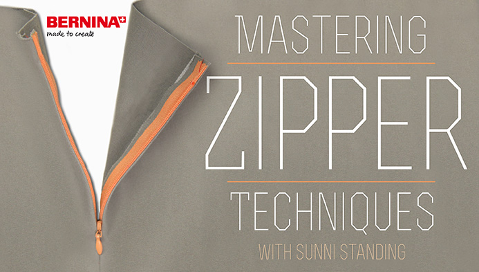 Mastering Zipper Techniques