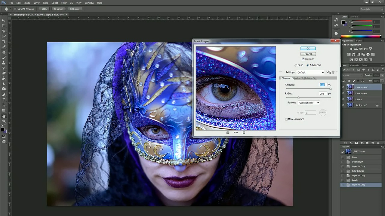 Edit Like a Pro: Introduction to Photoshop for Photographers