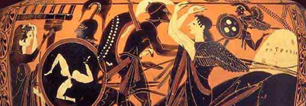The Ancient Greek Hero