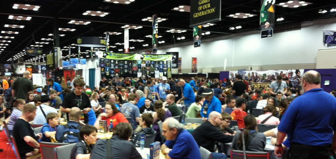 Game Conventions and Conferences