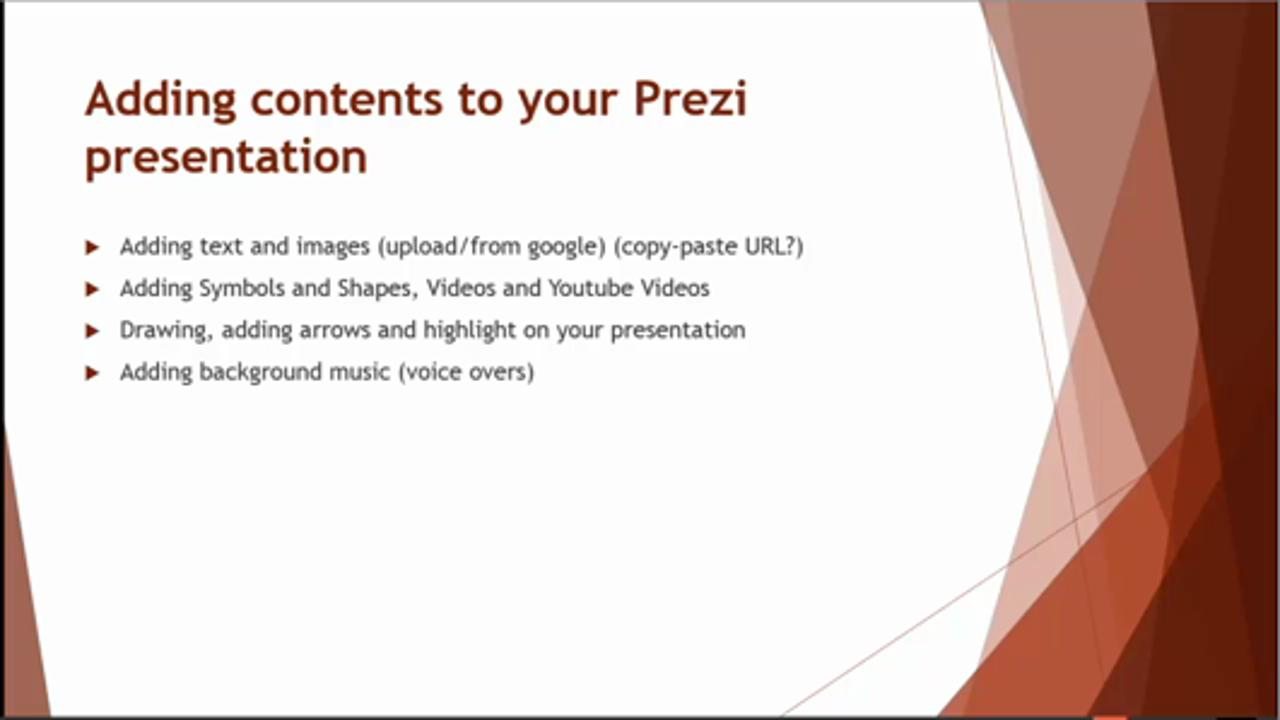 How To Make A Prezi Presentation