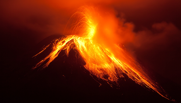 Volcanic Eruptions: a material science.