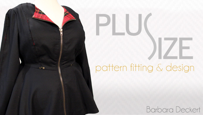 Plus-Size Pattern Fitting & Design