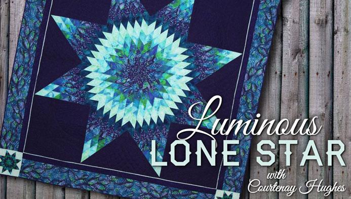 Luminous Lone Star