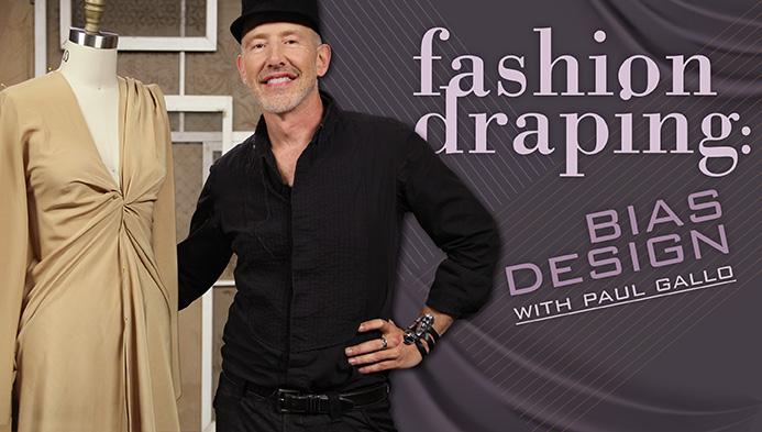 Fashion Draping: Bias Design