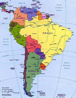 Political Economy of Latin America