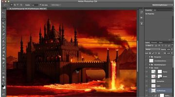 Digital Matte Painting Essentials 4: Texturing