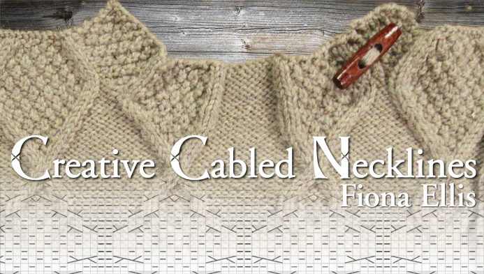 Creative Cabled Necklines