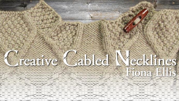 Creative Cabled Necklines