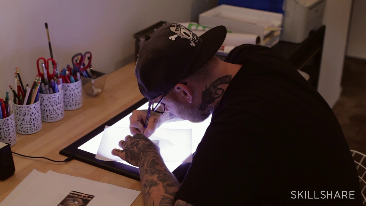 Mini-Class: Beautiful Ink: Designing Meaningful Tattoos