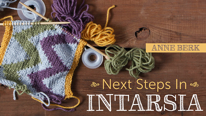Next Steps in Intarsia