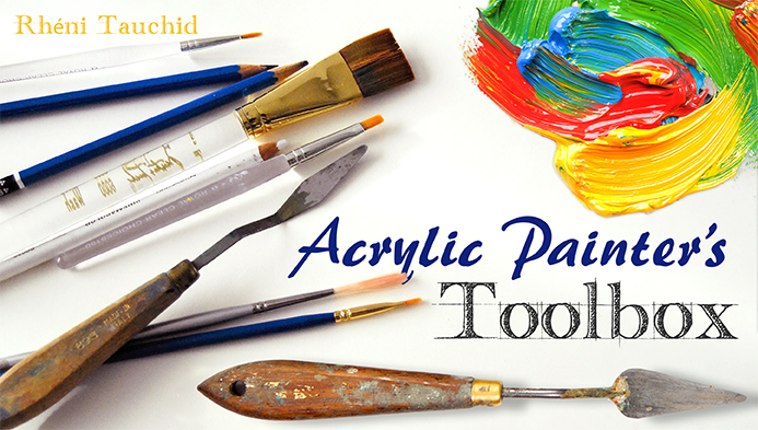 Acrylic Painter's Toolbox