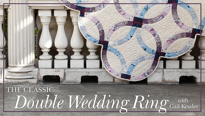 The Classic Double Wedding Ring
