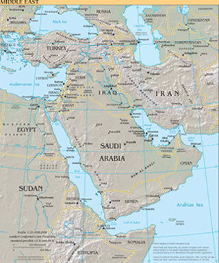 Seminar on Politics and Conflict in the Middle East