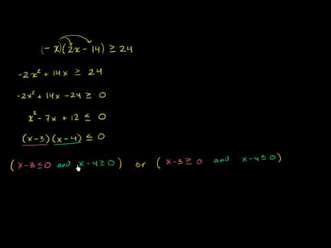 Modeling with one-variable equations and inequalities