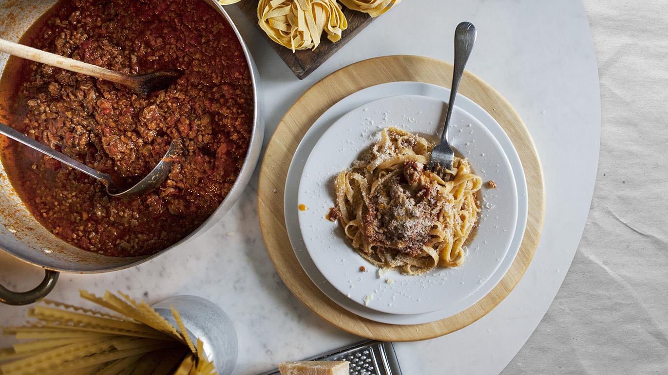 Italian Grandma's meat sauce