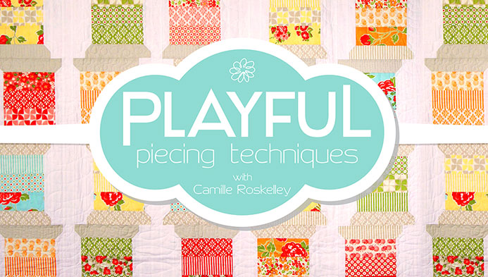 Playful Piecing Techniques