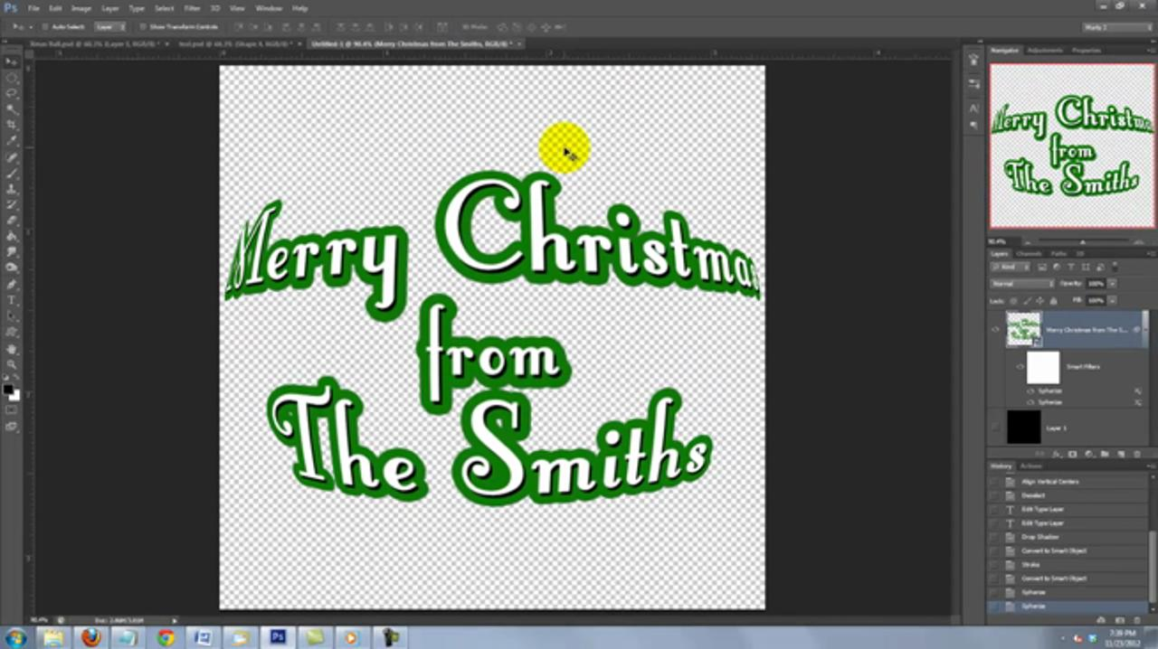 Photoshop: Create Festive, Holiday Images