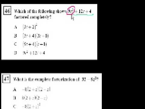 Quadratic odds and ends