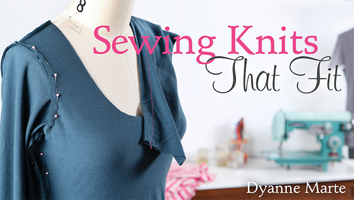 Sewing Knits That Fit