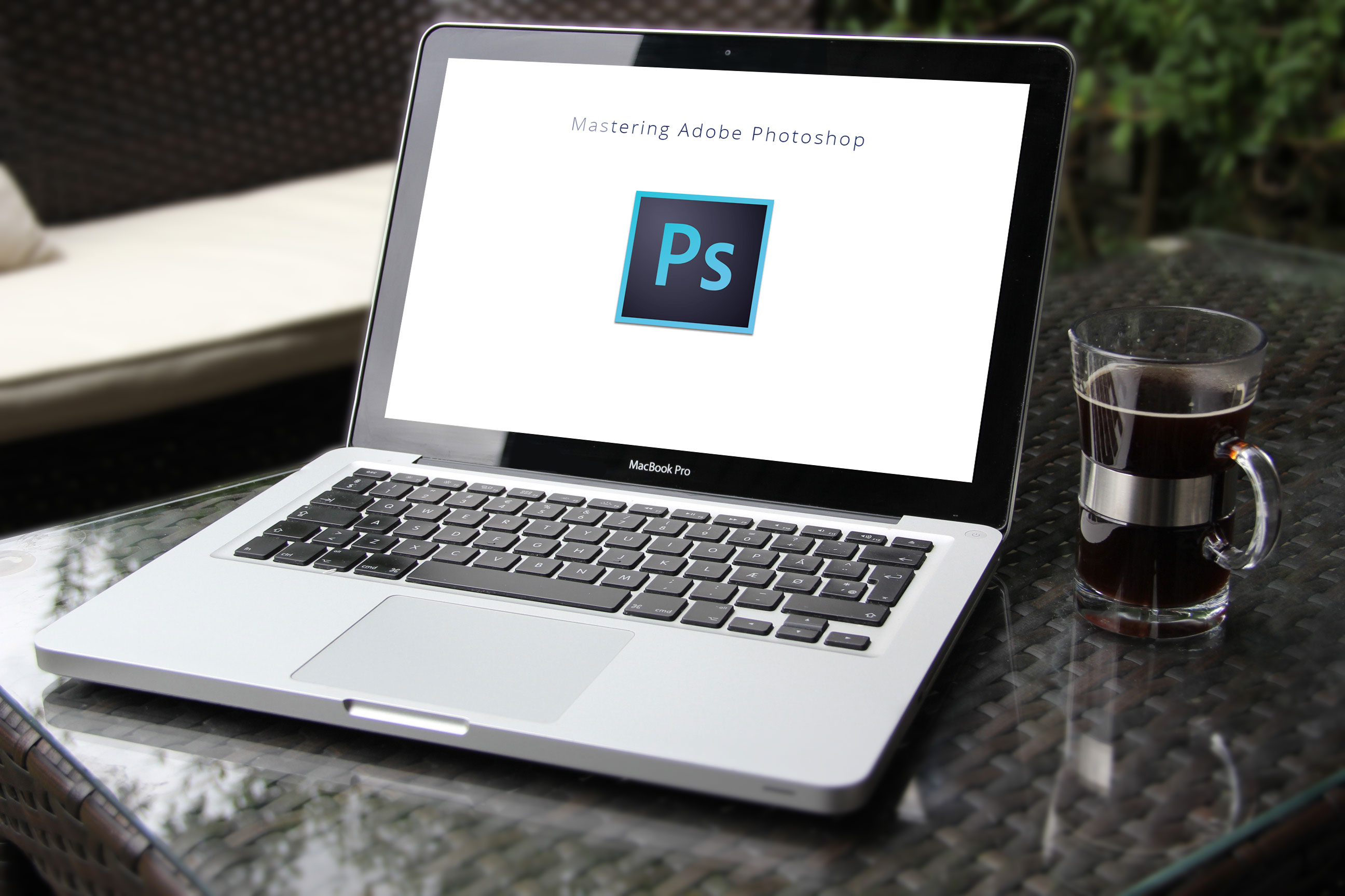 Mastering Photoshop like a Pro: Easy to understand lectures on project basis
